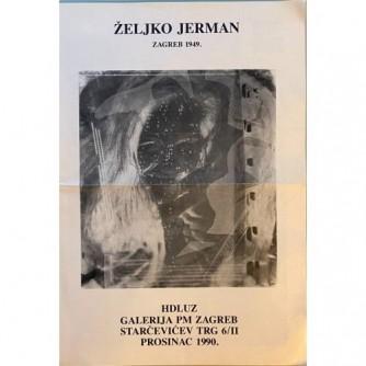 Željko Jerman : Zagreb 1949. HDLUZ 1990.